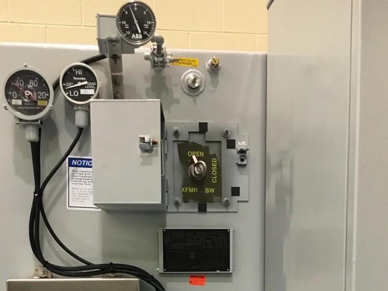 solar solution electric substation