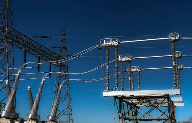 345 kV AVX Vertical Break Disconnect